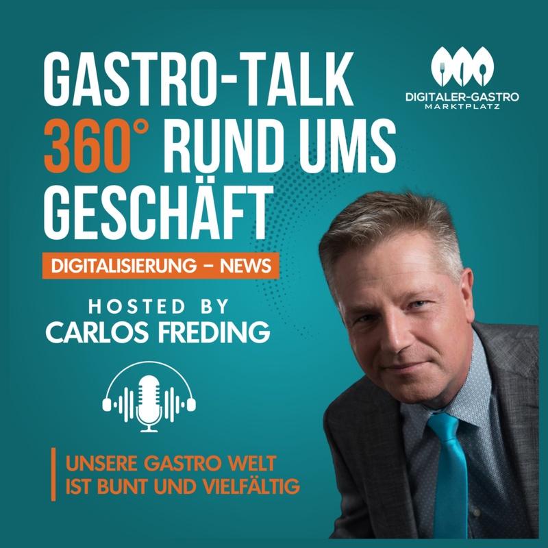 Gastro-Talk - 360° rund ums Geschäft